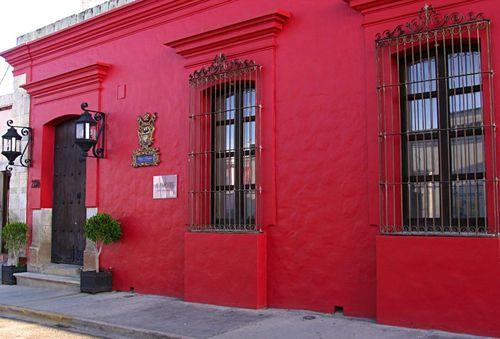 Palacio borghese oaxaca oaxaca mexico - Facade terre de sienne ...